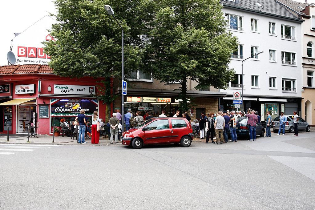 Trinkhallen Tour Ruhr, Essen, 2016