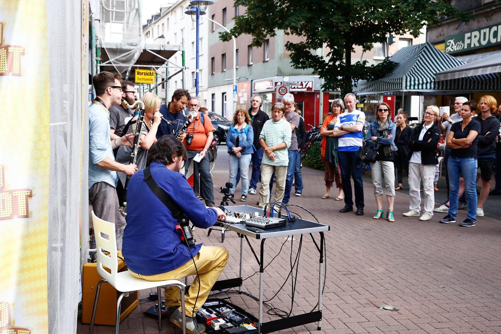 Trinkhallen Tour Ruhr, Witten,  2016