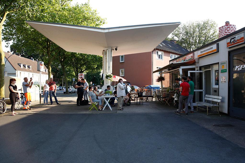 Trinkhallen Tour Ruhr, Gladbeck, 2016